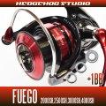 FUEGO/フューゴ 2000SH,2500SH,3000SH,4000SH用 MAX9BB フルベアリングチューニングキット