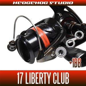 画像1: 17リバティクラブ用 MAX4BB フルベアリングチューニングキット