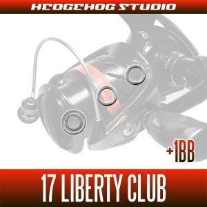 画像2: 17リバティクラブ用 MAX4BB フルベアリングチューニングキット