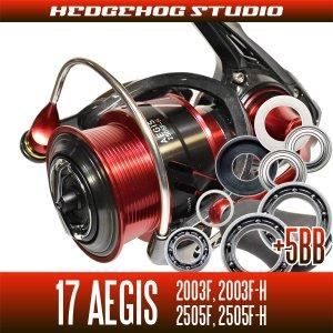 画像1: 17イージス 2003F,2003F-H,2505F,2505F-H用 MAX12BB フルベアリングチューニングキット