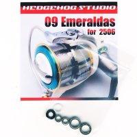 09エメラルダス 2506用 MAX12BB フルベアリングチューニングキット