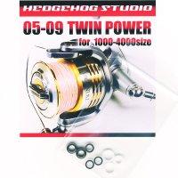 09ツインパワーMG,08ツインパワー,06ツインパワーMg,05ツインパワー用 ラインローラー2BB仕様チューニングキット Ver.1 (2004年〜2010年モデル対応)