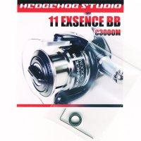 11-12エクスセンスBB C3000M,C3000HGM用 スプールシャフト1BB仕様チューニングキット Mサイズ