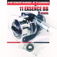 11-12エクスセンスBB 4000S,4000HGS用 スプールシャフト1BB仕様チューニングキット Lサイズ