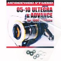 05アルテグラ,09アルテグラ,07アルテグラアドバンス,10アルテグラアドバンス用 ラインローラー2BB仕様チューニングキット Ver.1 (2004年〜2010年モデル対応)