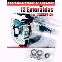 12エメラルダス 2508PE-DH用 MAX14BB フルベアリングチューニングキット