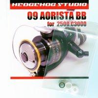 09アオリスタBB 2500,C3000用 ラインローラー1BB仕様チューニングキット