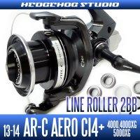 13AR-C エアロ CI4+用 ラインローラー2BB仕様チューニングキット Ver.2