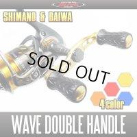 【ドライブ/DLIVE】 WAVE ウェーブ ダブルハンドル スピニングリール用  [生産終了]