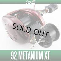 【Avail/アベイル】 シマノ 92スコーピオンメタニウム XT (赤メタ) 用 NEWマイクロキャストスプール MT9239R