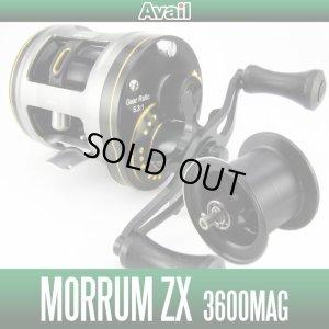 画像1: 【新製品】【Avail/アベイル】 Abu Morrum ZX3600MAG用 NEWマイクロキャストスプール ZXMG3648R ブラック