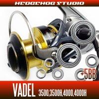 15ヴァデル 3500,3500H,4000,4000H用 MAX9BB フルベアリングチューニングキット