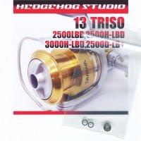 13トライソ 2500LBD,2500H-LBD,3000H-LBD,2500D-LB+用 ラインローラーベアリングキット