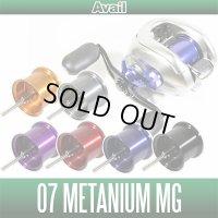 【Avail/アベイル】 シマノ 07メタニウムMg用 マイクロキャストスプール (MT0725 / MT0739)