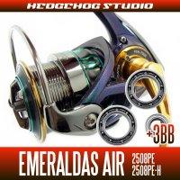 15エメラルダスAIR 2508PE,2508PE-H MAX12BB フルベアリングチューニングキット
