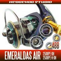 15エメラルダスAIR 2508PE-DH,2508PE-H-DH MAX14BB フルベアリングチューニングキット