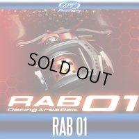 【ZPI】 RAB01 Abu Revo LTZ,LTX,LT用 レーシングエリアベイト BOX