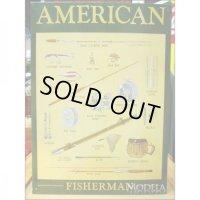 釣りグッズ・インテリア【アメリカンブリキ看板】釣り道具の歴史 品番:BS001