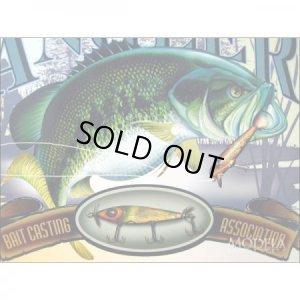 画像3: 釣りグッズ・インテリア【アメリカンブリキ看板】アメリカンナチュラルアングラー 品番:BS002