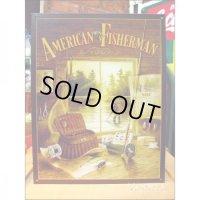釣りグッズ・インテリア【アメリカンブリキ看板】アメリカンフィッシャーマン 品番:BS020