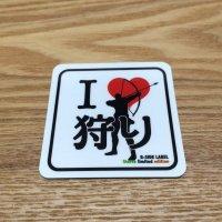 【B-SIDE LABEL/ビーサイドレーベル】I Love 狩り 品番:BSL033