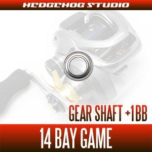 画像2: 【シマノ】14ベイゲーム用 ギヤーシャフトベアリング(+1BB)