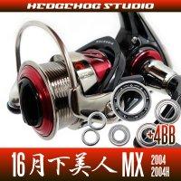 16月下美人MX用 2004,2004H MAX10BB フルベアリングチューニングキット