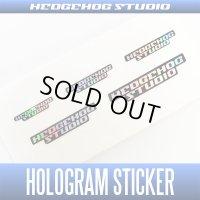 [HEDGEHOG STUDIO] ホログラムステッカー 5種類セット