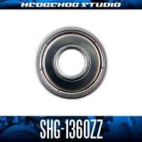 SHG-1360ZZ 内怪6mm×外径13mm×厚さ5mm シールド