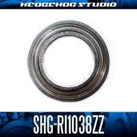 "SHG-RI1038ZZ 9.525mm×15.875mm×3.967mm (3/8""×5/8""×5/32"")"