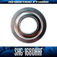 SHG-1680HHF 内径8mm×外径16mm×厚さ5mm 外径18mmフランジ付き シールドタイプ