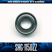 SHG-1150ZZ 内径5mm×外径11mm×厚さ4mm シールドタイプ