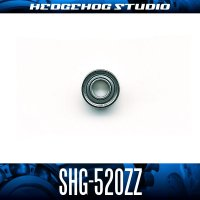 SHG-520ZZ 内径2mm×外径5mm×厚さ2.5mm シールドタイプ
