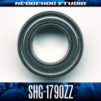 SHG-1790ZZ 内径9mm×外径17mm×厚さ5mm シールドタイプ