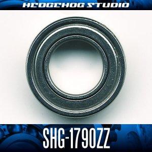 画像1: SHG-1790ZZ 内径9mm×外径17mm×厚さ5mm シールドタイプ