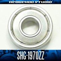 SHG-1970ZZ 内径7mm×外径19mm×厚さ6mm シールド