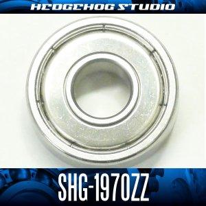 画像1: SHG-1970ZZ 内径7mm×外径19mm×厚さ6mm シールド