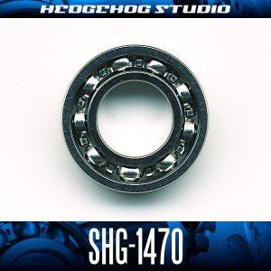 画像1: SHG-1470 内径7mm×外径14mm×厚さ3.5mm オープンタイプ