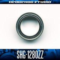 SHG-1280ZZ 内径8mm×外径12mm×厚さ3.5mm シールドタイプ
