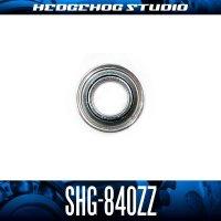 SHG-840ZZ 内径4mm×外径8mm×厚さ3mm シールドタイプ