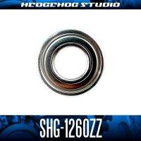 SHG-1260ZZ 内怪6mm×外径12mm×厚さ4mm シールド