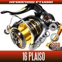 16プレイソ 2000H-LBD,2500LBD,2500H-LBD,3000H-LBD用 MAX8BB フルベアリングチューニングキット