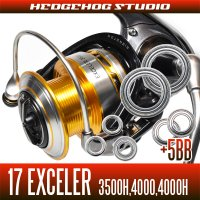 17エクセラー 3500H,4000,4000H用 MAX9BB フルベアリングチューニングキット