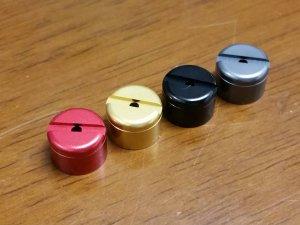 画像1: 【シマノ用】レベルワインドキャップ MXT Ver.2(00メタニウムMg/97メタニウムXT/92メタニウムXT対応)