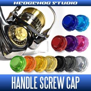 画像1: 【新製品】【HEDGEHOG STUDIO/ヘッジホッグスタジオ】ダイワ 18イグジスト対応 ハンドルスクリューキャップ 【HSC-SD-A】