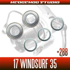 画像2: 17ウインドサーフ35用 MAX6BB フルベアリングチューニングキット
