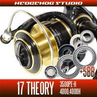 17セオリー 3500PE-H,4000,4000H用 MAX12BB フルベアリングチューニングキット