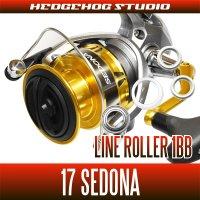 17セドナ 1000-C5000XG用 ラインローラー1BB仕様チューニングキット