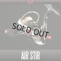 """【ドライブ/DLIVE】 Air Stir """"エアーステア"""" ハンドル 【レーシングガンメタル:38mm】"""