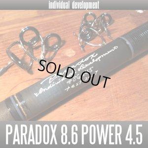 画像1: 【ID/individual development】Paradox 8.6ft Power 4.5